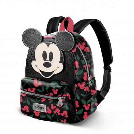Mickey Mouse Mochila Fashion Cherry