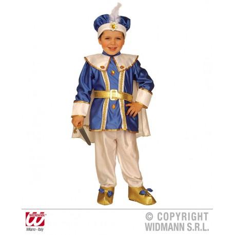 Disfraz Niño Principe Real 4-5 Años