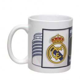 Real Madrid Taza Pizarra con Tizas