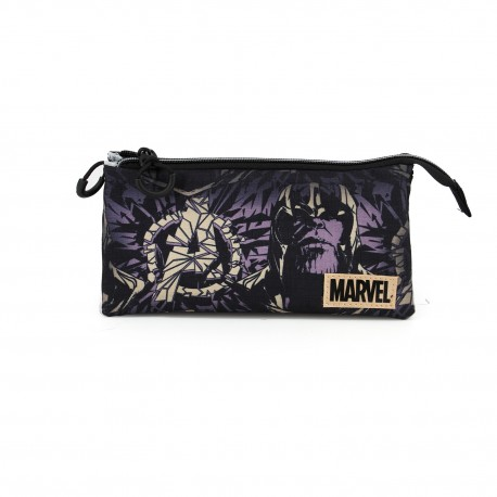 Thanos Marvel Portatodo Triple