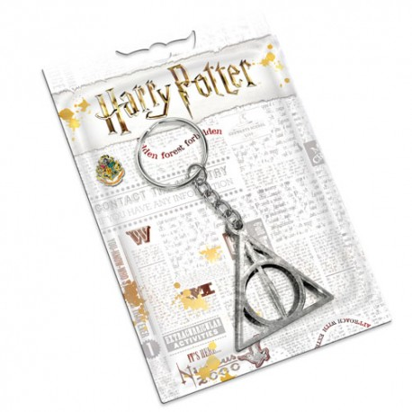Harry Potter Llavero Hallows Lumus