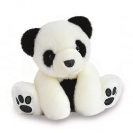 Peluche Oso Panda Blanco 17 Cm.