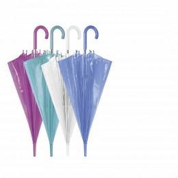 Paraguas Mujer Transparente