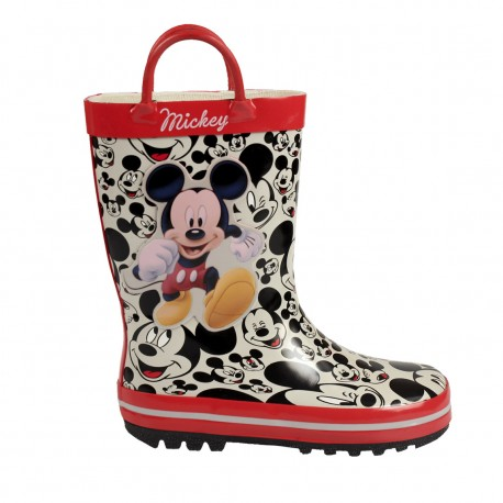 Mickey Mouse Bota Rubber T-23