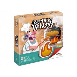 Panaderia en llamas