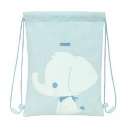 Saco Plano Junior preescolar elefante