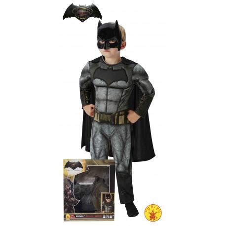 Batman Musculoso Disfraz Infantil de Lux