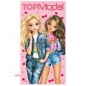 Top Model Toalla Microfibra 70x145