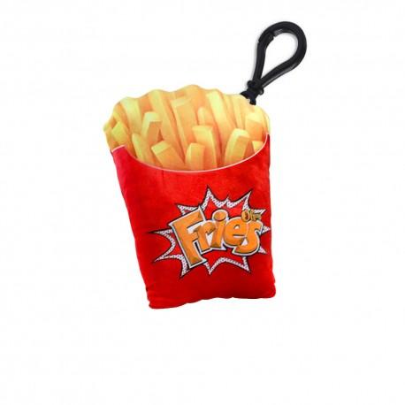 Oh My Pop Fries Llavero cojin