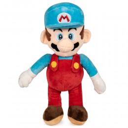 Super Mario Peluche 35 Cm azul y rojo