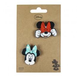 Minnie set 2 broches Disney
