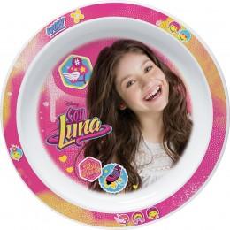 Soy Luna Plato Llano 22CM