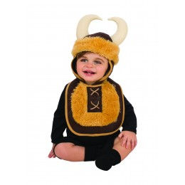 Disfraz Infantil Vikingo T 0-12 meses