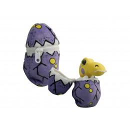 Peluche Dinosaurio con Funda Huevo