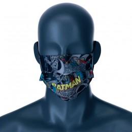 Batman mascarilla T -S  3-7 años