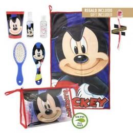 Mickey Mouse Neceser Set Higiene