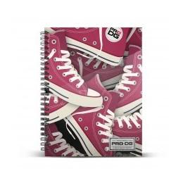 Pro Dg Cuaderno Tracks DIN A4