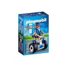 Playmobil 6877 Policia con Balance Racer