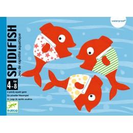 Djeco Cartas Spidifish