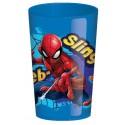 Spiderman Vaso Azul
