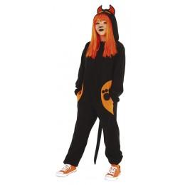 Disfraz Infantil Halloween Kigu Black Ca