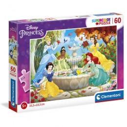 Puzzle Princesas Disney 60 Pzas.