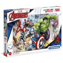 Puzzle Vengadores Marvel 180 Pzas