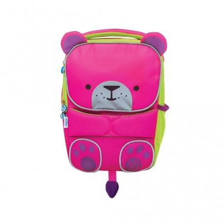 Trunki mochila preescolar Osito rosa